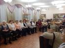 Зрители и участники первого инклюзивного квартирника