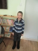 Ворожев Витя (2 класс) - участник конкурса стихов поэтов разных национальностей