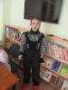 Петровская Ангелина (4 класс) - участница конкурса стихов поэтов разных национальностей