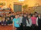 Встреча школьников пос. Рудничный с председателем военно-патриотического клуба