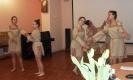 Русский танец в исполнении танцевального коллектива «Зазеркалье»