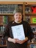 Сертификат «отличника» Тотального диктанта получила Наталья Ремизова