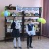 Участники конкурса чтецов «Детство – это яркий островок» Щупов Герман шк. № 17, 4 кл. и Налитова Дарья шк. № 24, 3 кл.