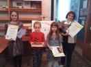 Победители читательского конкурса «Лидер чтения»