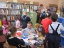 Юные читатели библиотеки № 10 после беседы о творчестве краснотурьинских поэтов