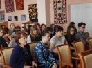 Участники громких чтений книги памяти «Я помню все о той войне...» в рамках всероссийской акции «Читаем детям о войне»