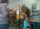 Акция «Читаем детям о войне» в Библиотеке № 2 пос. Воронцовка