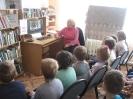 Акция «Читаем детям о войне» в Библиотеке № 10 (Медная Шахта)