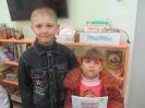 Участники фестиваля пушкинской поэзии  в Библиотеке № 6 пос. Чернореченск