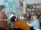 Библиотекарь пос. Чернореченск Людмила Дремина напомнила детям об основных правилах обращения с книгами