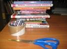 Книжки, пострадавшие от небрежного обращения читателей