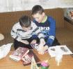 Ребята с удовольствием «лечили» книжки