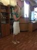 Ева Кордик читает Балладу о любви В. Высоцкого