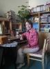 Лариса Крым - автор книги стихов «Под деревом Бодхи»
