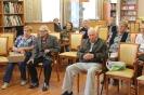 Зрители литературно-музыкальной программы «Очарование»