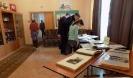 Выставка краеведческих альбомов «Малый поселок - большая история»