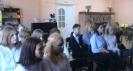 Девятиклассники школы № 24 на мероприятии к Дню солидарности в борьбе с терроризмом в Центральной детской библиотеке