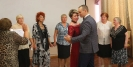 Вальс в исполнении хора «Зоренька» и ведущих церемонии награждения Ирины Быковой и Геннадия Пеплова