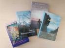 Книги Елены Федоровой: «Альпийское озеро, «Расскажите, тоненькая бортпроводница», «Замок Нейшванштейн», «Башмачник по имени время»