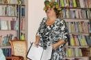 Наталья Пауль читает стихи об осени