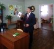 Глава городского округа Краснотурьинск рассказал старшеклассникам школы № 19 об интересной книге и ответил на вопросы школьников