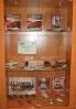 Выставка моделей автомобилей в Библиотеке № 9 поселка Рудничный