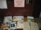 Книжная выставка «Из истории Турьинских рудников», оформленная к 260-летию Турьинского медного рудника в Библиотеке № 10 р-на Медная Шахта