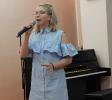Бородкина Екатерина исполнила песню «Сердце мое»