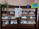 Книжная выставка в Центральной детской библиотеке, посвященная жизни и творчеству П. И. Чайковского