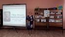 Библиотекарь Центральной детской библиотеки Алевтина Шмачкова провела для пятиклассников школы № 24 час музыки Чайковского