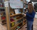 Участники акции «День Тургенева в библиотеке»
