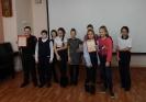 Победители и участники правового квеста «Право имею, обязанности знаю!» в Центральной городской библиотеке