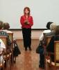Нина Мингазова исполнила песню о маме