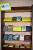 Книжная выставка в Центральной детской библиотеке, оформленная к 90-летию со дня рождения Чингиза Айтматова