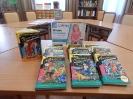 Каждый детектив Дарьи Донцовой называют «таблеткой от депрессии». Выставка книг Дарьи Донцовой в читальном зале Центральной городской библиотеки