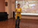 Участница творческого проекта «Пиши! Читай!» Индира Надеждина