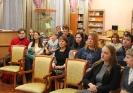 Зрители и участники церемонии подведения итогов творческого проекта «Пиши! Читай!»