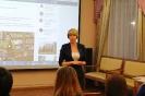 Организатор творческого проекта «Пиши! Читай!», библиотекарь Центральной городской библиотеки Ирина Быкова