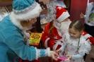 Лиза Куликова прочитала новогоднее стихотворение для Деда Мороза и получила долгожданные подарки