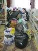 Итоги Аации «Помоги ближнему!» в Библиотеке № 9 поселка Рудничный