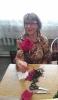 Мария Ивановна Карапетян, участница мастер-класса по изготовлению цветов из бумаги в Библиотеке № 2 поселка Воронцовка