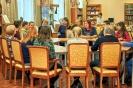 Круглый стол для начинающих авторов в Центральной городской библиотеке. Фото: Вадим Аминов (газета «Вечерний Краснотурьинск»)