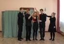 Студенты театрального отделения колледжа искусств подготовили для ребят литературно-театрализованную программу «Мир театральных кукол»