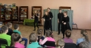 Студенты театрального отделения колледжа искусств показали ребятам театральные фрагменты спектаклей