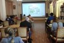 Занятия по русскому языку «Русский по средам» в Центральной городской библиотеке