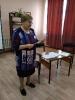 Библиотекарь Алефтина Шмачкова подготовила для зрителей викторину «Что мы знаем о театре?»