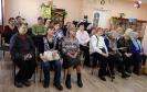 Участники клуба общения «Вдохновение» на празднике «Волшебный мир театра» в Центральной детской библиотеке
