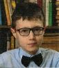 Участник и призер областной заочной викторины «Губерния – 66», читатель Центральной детской библиотеки Виктор Казаринов
