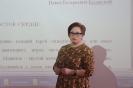 Алена Валерьевна Биттер, член городской экспертной комиссии, учитель русского языка и литературы СОШ № 17 провела разбор встретившихся в диктанте ошибок