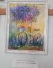 Выставка картин Кустовой Софьи в Библиотеке № 2 поселка Воронцовка. «Летние мотивы» (холст, масло). 2019 год.